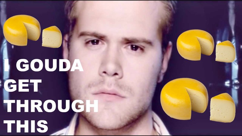 10 Famous Songs Turned Into Cheese Puns