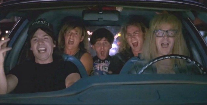 The ultimate Bank Holiday drive singalong songs