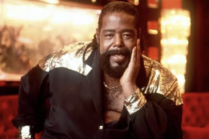 Barry White Can't Get Enough Of Your Love – The Greatest Disco Songs Of All Time For Karaoke