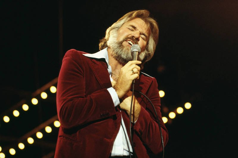 Best Country Songs For Karaoke – Kenny Rogers The Gambler