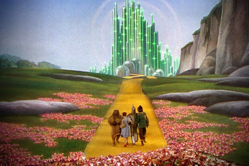 Best Songs For Karaoke From Musicals – We're Off To See The Wizard, The Wonderful Wizard Of Oz