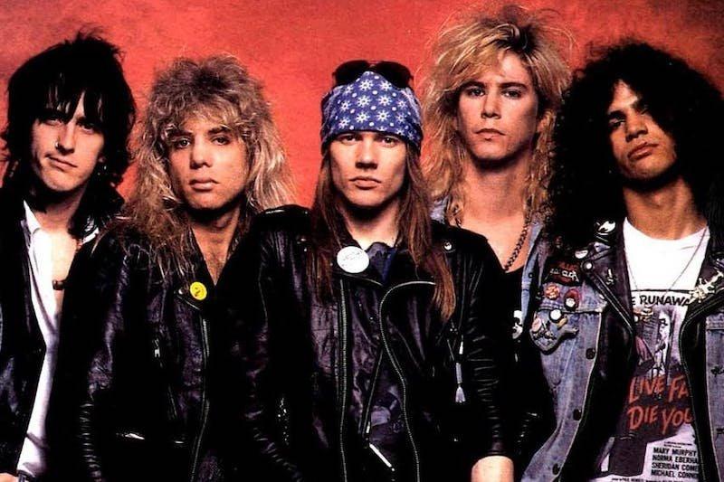 Best Summer Karaoke Songs: Paradise City –Guns 'N' Roses