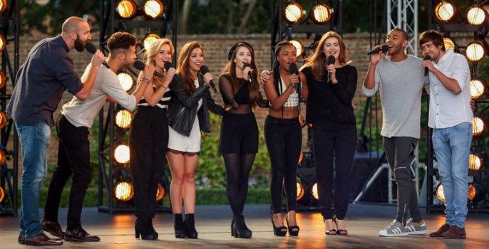 X Factor - week 4 bootcamp