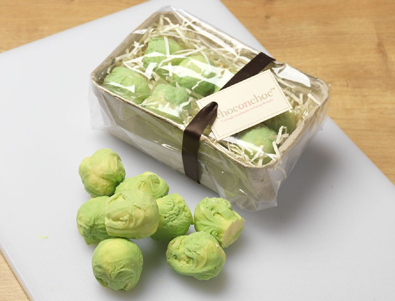 Chocolate Sprouts Secret Santa gift guide