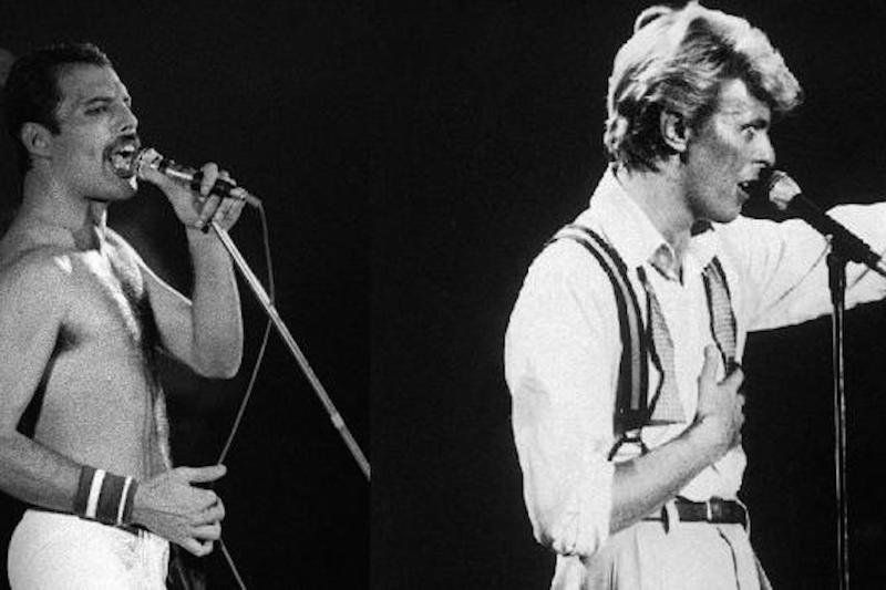 Greatest Karaoke Duets Of All Time – David Bowie & Queen Under Pressure