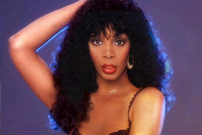 Donna Summer Hot Stuff – Greatest Disco Songs Of All Time