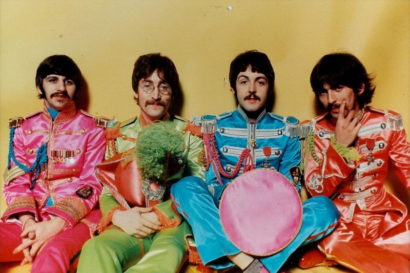 The Beatles – Sgt Peppers Lonely Hearts Club