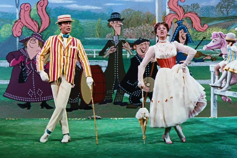 Best Musicals Of All Time For Karaoke – Mary Poppins Super