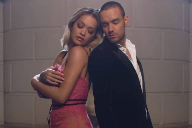 Liam Payne Rita Ora For You