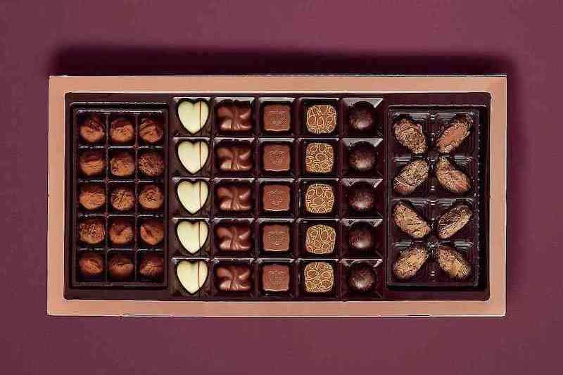 Belgian Chocolates Secret Santa