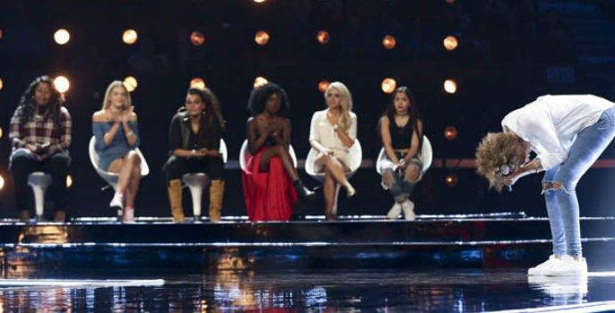 X Factor's six chair challenge