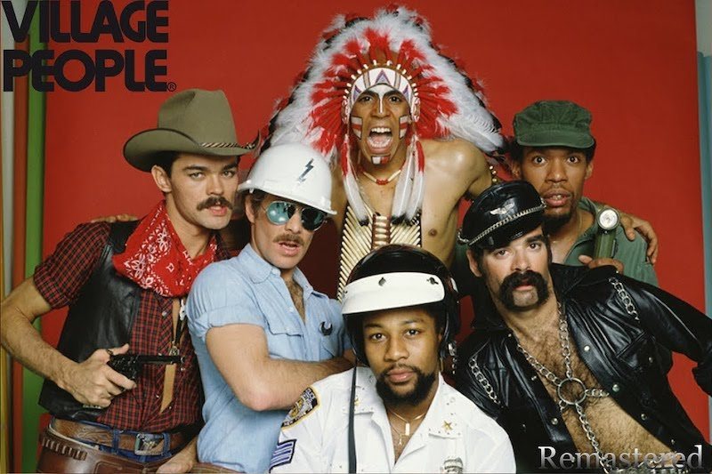 YMCA The Village People – Greatest Disco Songs Of All Time For Karaoke