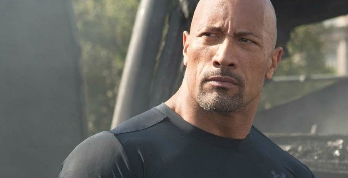 The Rock does Disney