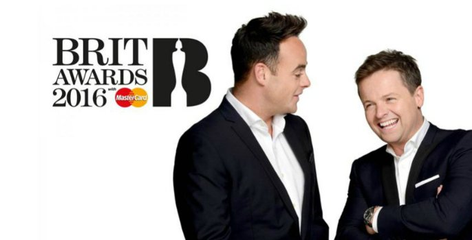 The Brits 2016