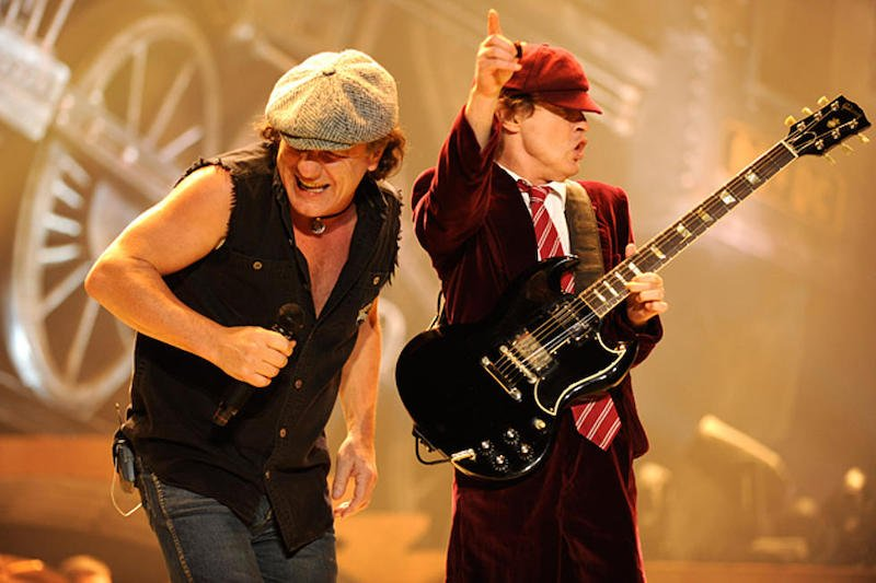 Thunderstruck by AC/DC – The Greatest Karaoke Rock Songs Of All Time