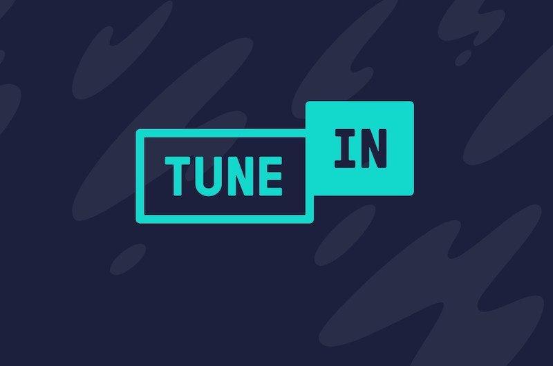 Tunein Radio music app