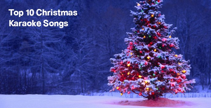 xmassongsheaderoriginaljpg - Blue Christmas Karaoke